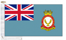 Royal Air Force RAF Air Training Corps Courtesy Boat Flags (Roped and Toggled)